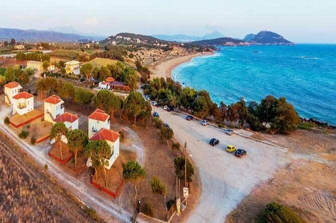 Romanos Beach Villas Romanos