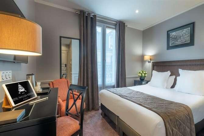Hotel Pavillon Monceau Parijs