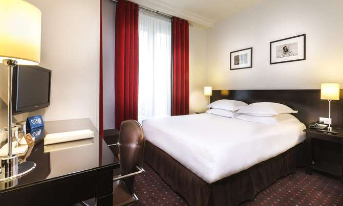 Albe Hotel Parijs