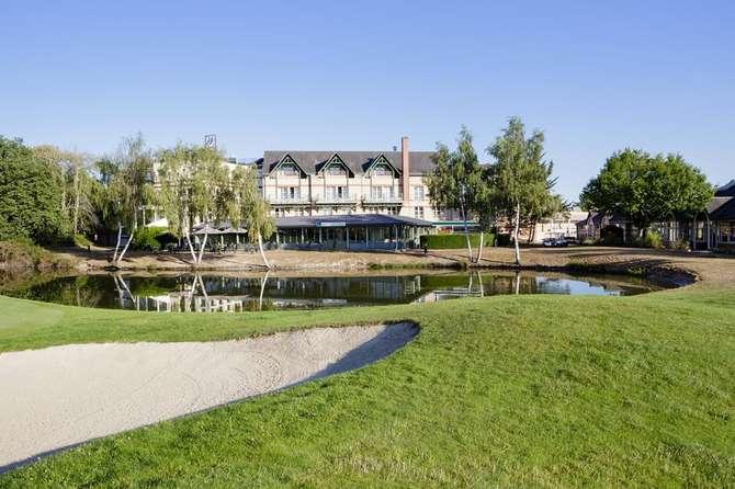 Les Portes De Sologne Golf & Spa Ardon