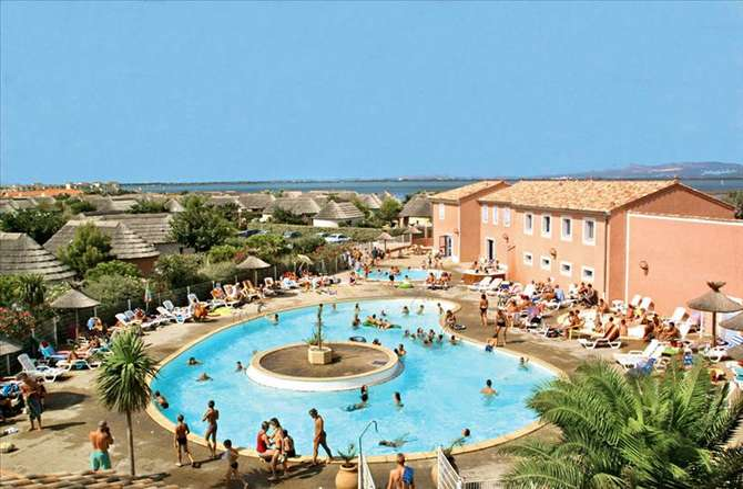 Hotel L'Ile Des Pecheurs Le Barcarès
