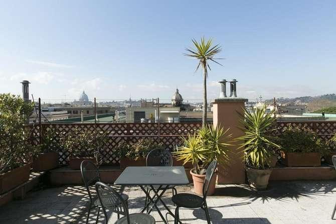 Hotel Casa Valdese Rome