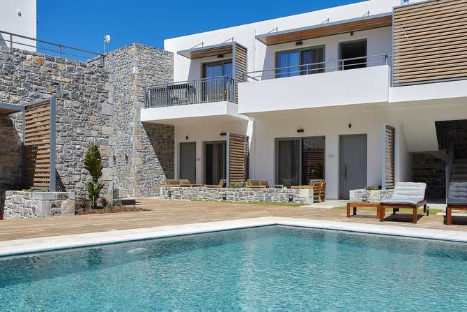 Seascape Luxury Residences Agia Pelagia