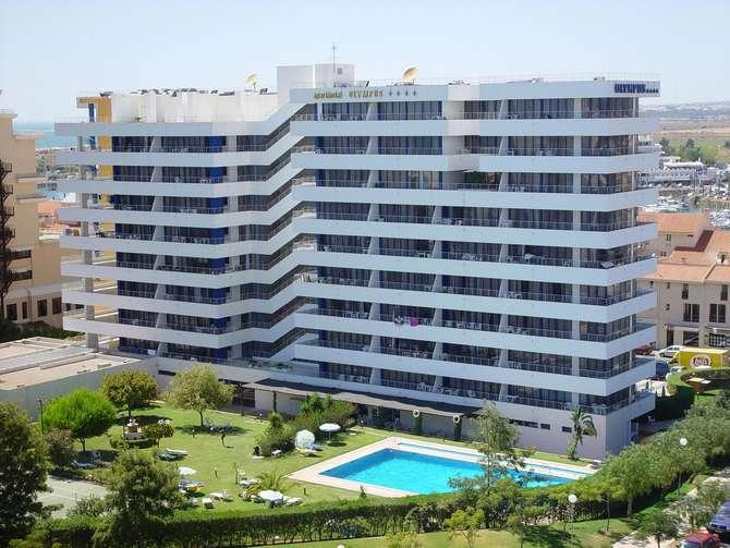 Appartementen Luna Olympus Vilamoura