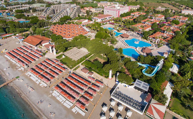 Swandor Hotel & Resort Kemer Kemer