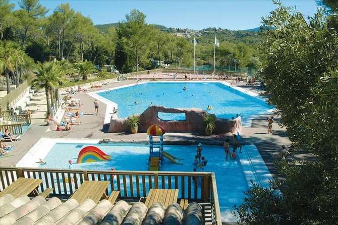 Camping Holiday Green Fréjus