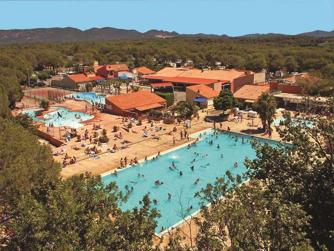 Parc Saint James Oasis Village Puget-sur-Argens