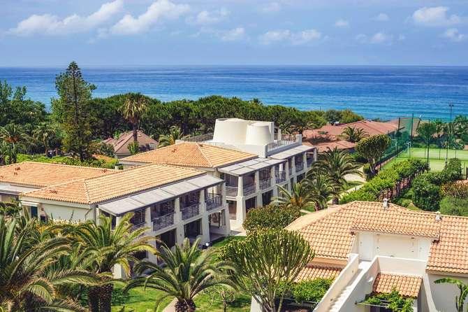Baia del Sole Resort Ricadi