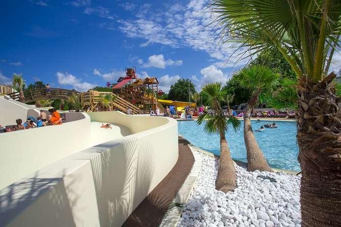 Camping Resort La Rive Sanguinet