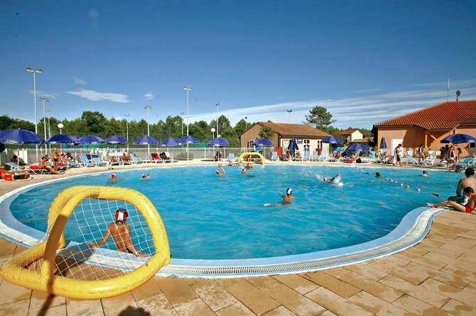 Odalys Residence les Villas du Lac Vieux-Boucau-les-Bains