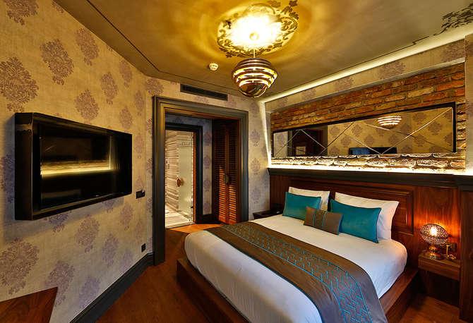Sanat Hotel Pera Istanbul