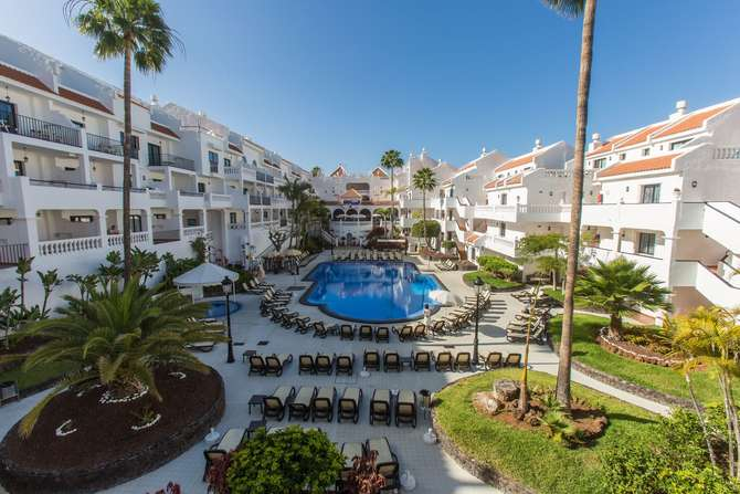 The Suites at Beverly Heights Los Cristianos