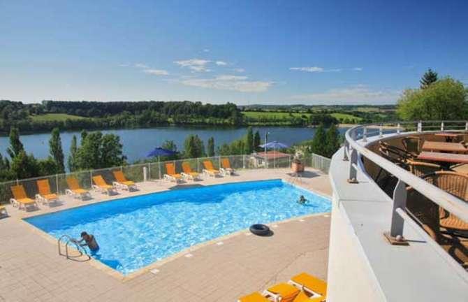 Camping Lac de la Liez Langres
