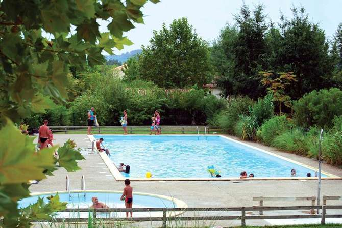 Grand Bleu Port Lalande Castelmoron-sur-Lot