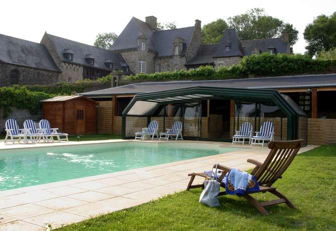 Chateau Hotel de Brelidy Brélidy