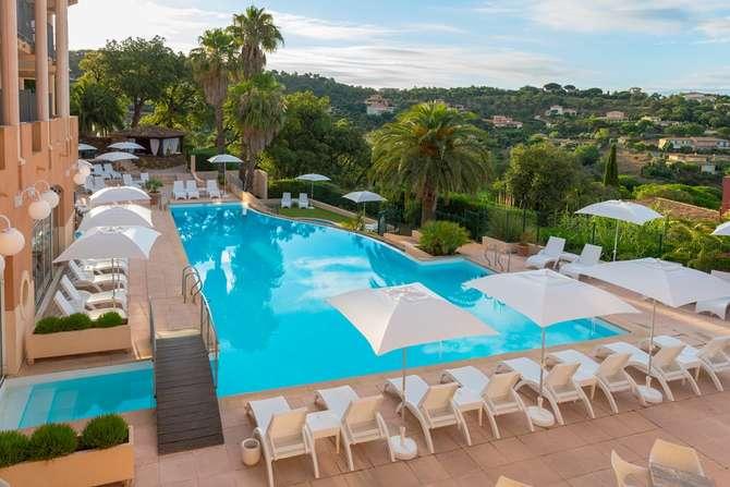 Hotel Amarante Golf Plaza Sainte-Maxime