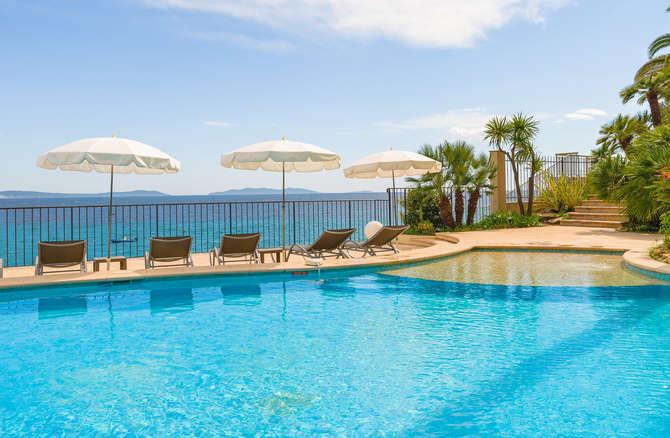 Hotel le Bailli de Suffren Rayol-Canadel-sur-Mer