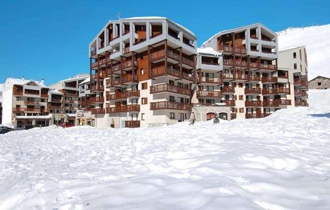 Residence Le Hameau du Borsat Tignes