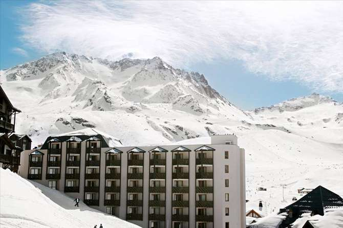 Pierre & Vacances Residence Le Tikal Val Thorens