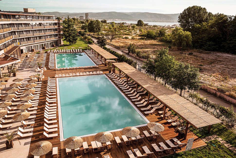 Last minute vakantie Bulgarije 🏝️Cook's Club Sunny Beach