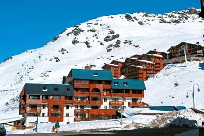 Residence Le Valset Val Thorens