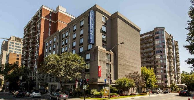 Le Nouvel Hotel & Spa Montréal