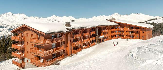 Pierre & Vacances Residence Premium Les Alpages de Chantel Les Arcs