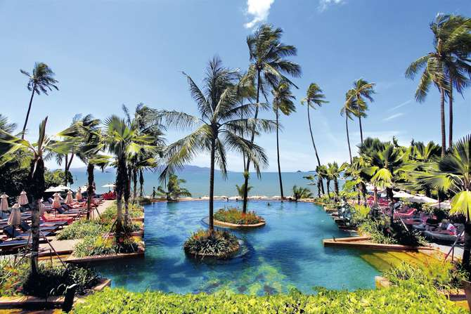 Anantara Bophut Resort & Spa Bo Phut Beach