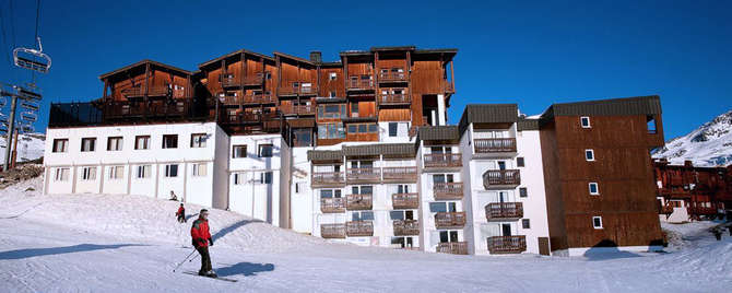 Hotel Val Chaviere Val Thorens
