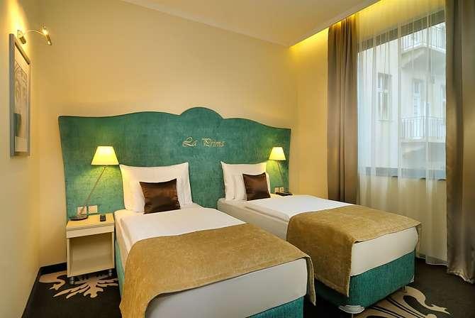 La Prima Fashion Hotel Boedapest