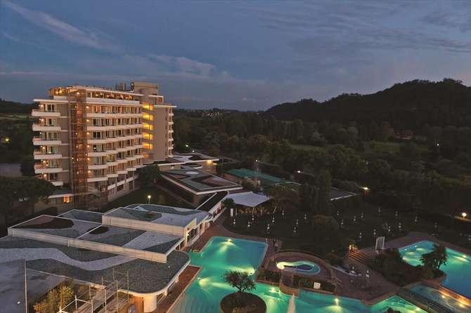 Galzignano Terme Spa & Resort Hotel Splendid Galzignano Terme
