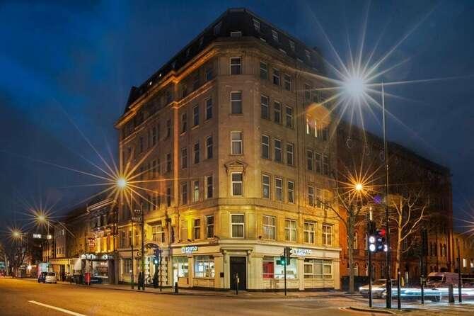 Point A Hotel London King's Cross St Pancras Londen