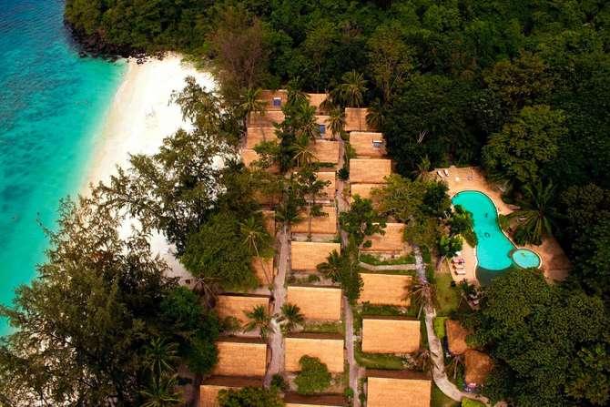 Coral Island Resort Ko He