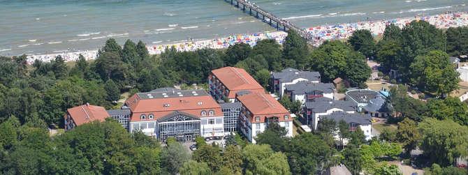 Seehotel Grossherzog von Mecklenburg Boltenhagen