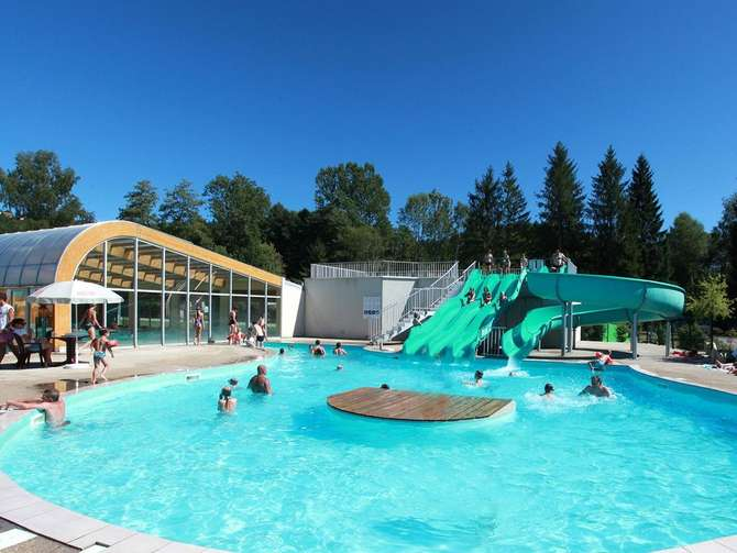 Camping Fayolan Clairvaux-les-Lacs