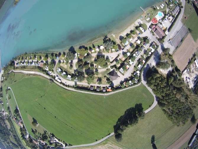 Camping du Lac du Lit du Roi Massignieu-de-Rives