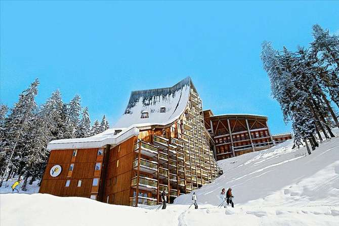 Village Club du Soleil Arc 1800 Vallandry