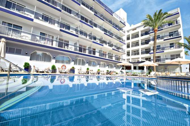 Hotel & Appartementen Vista Park Ca'n Picafort