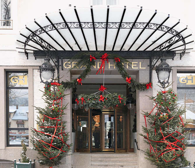 Grand Hotel & Spa Gérardmer