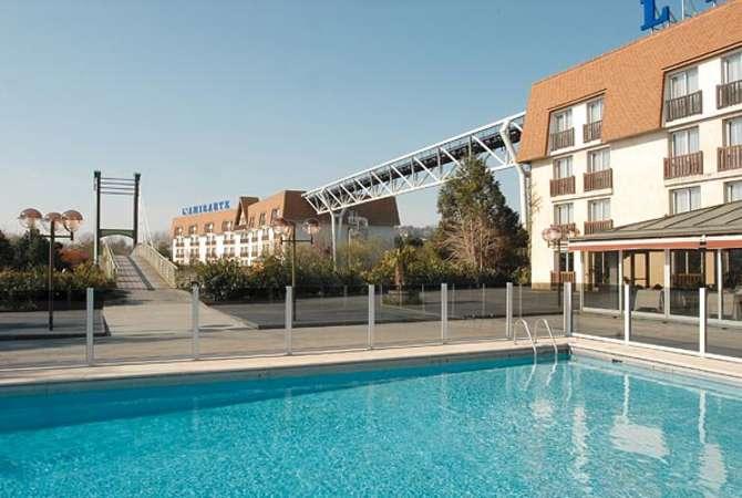 Hotel de l'Amiraute Trouville-sur-Mer