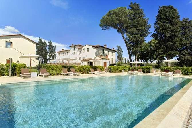 Villa Le Calvane Montespertoli