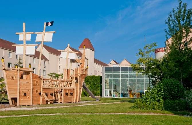 Explorers Hotel Magny-le-Hongre