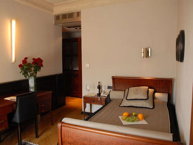 Hotel Pod Rożą Krakau