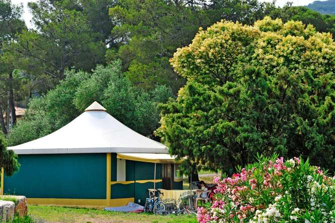 Camping Le Dramont Agay
