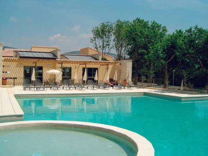 Residence Provence Country Club Saumane-de-Vaucluse