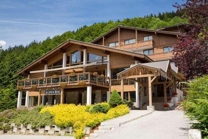 Hotel Alpen Roc La Clusaz