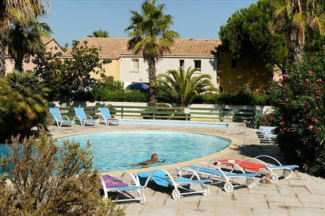Residence Le Grand Bleu Valras-Plage