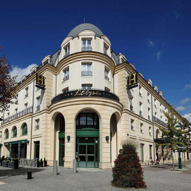 Hotel l'Elysee Val d'Europe Serris