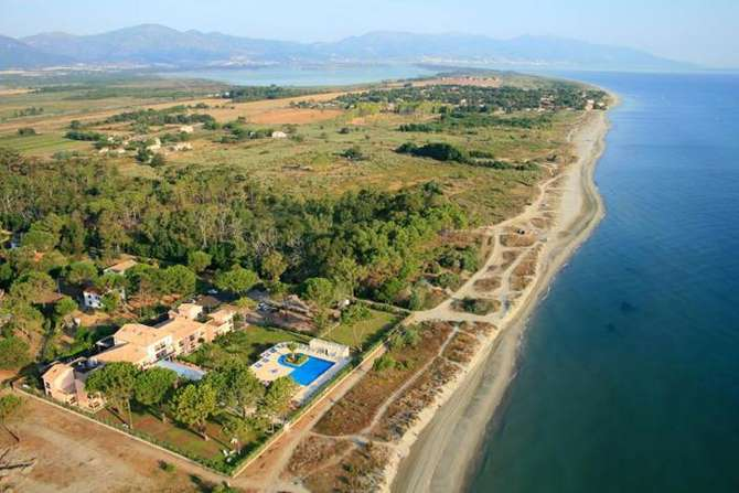 Hotel la Lagune Lucciana