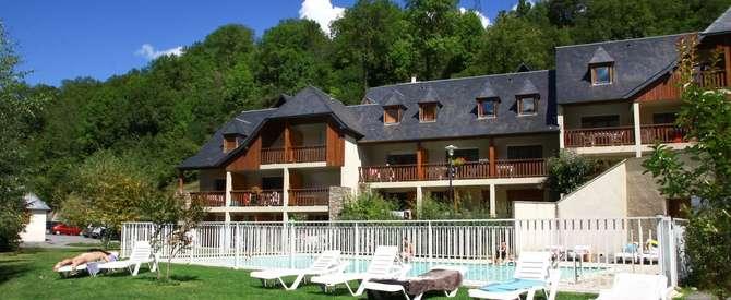Nemea Residence La Soulane Loudenvielle